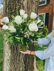 A Dozen Long Stem Roses from Susan's Florist in Louisville, KY